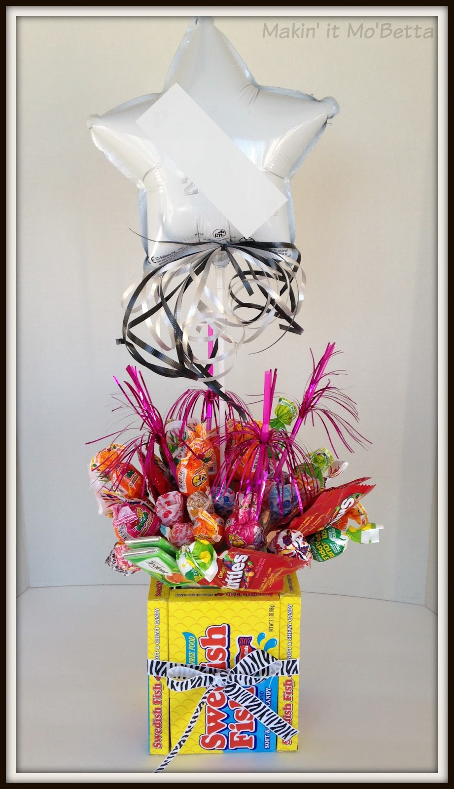 Candy Bouquet {Dollar Tree DIY} – Makin\' it Mo\'Betta