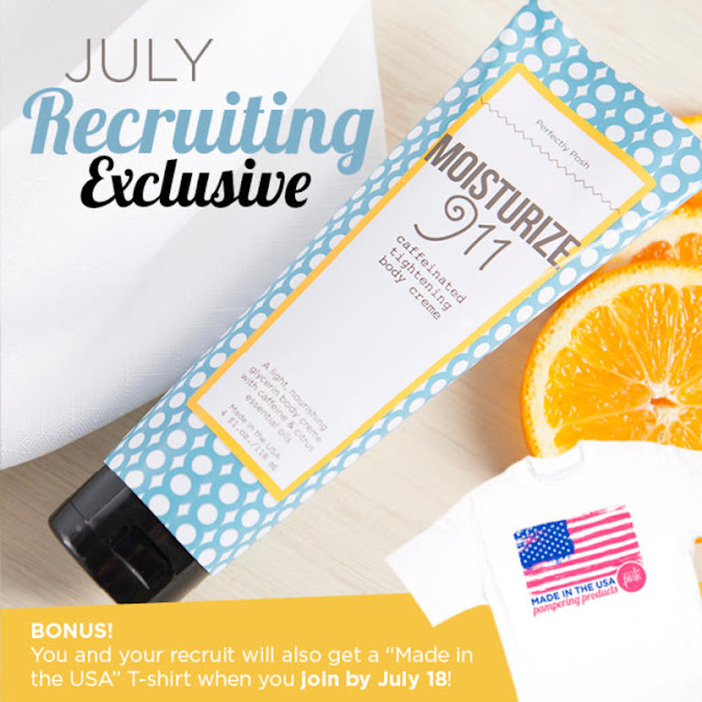 Perfectly Posh July Starter Kit Exclusive - Moisturize 911