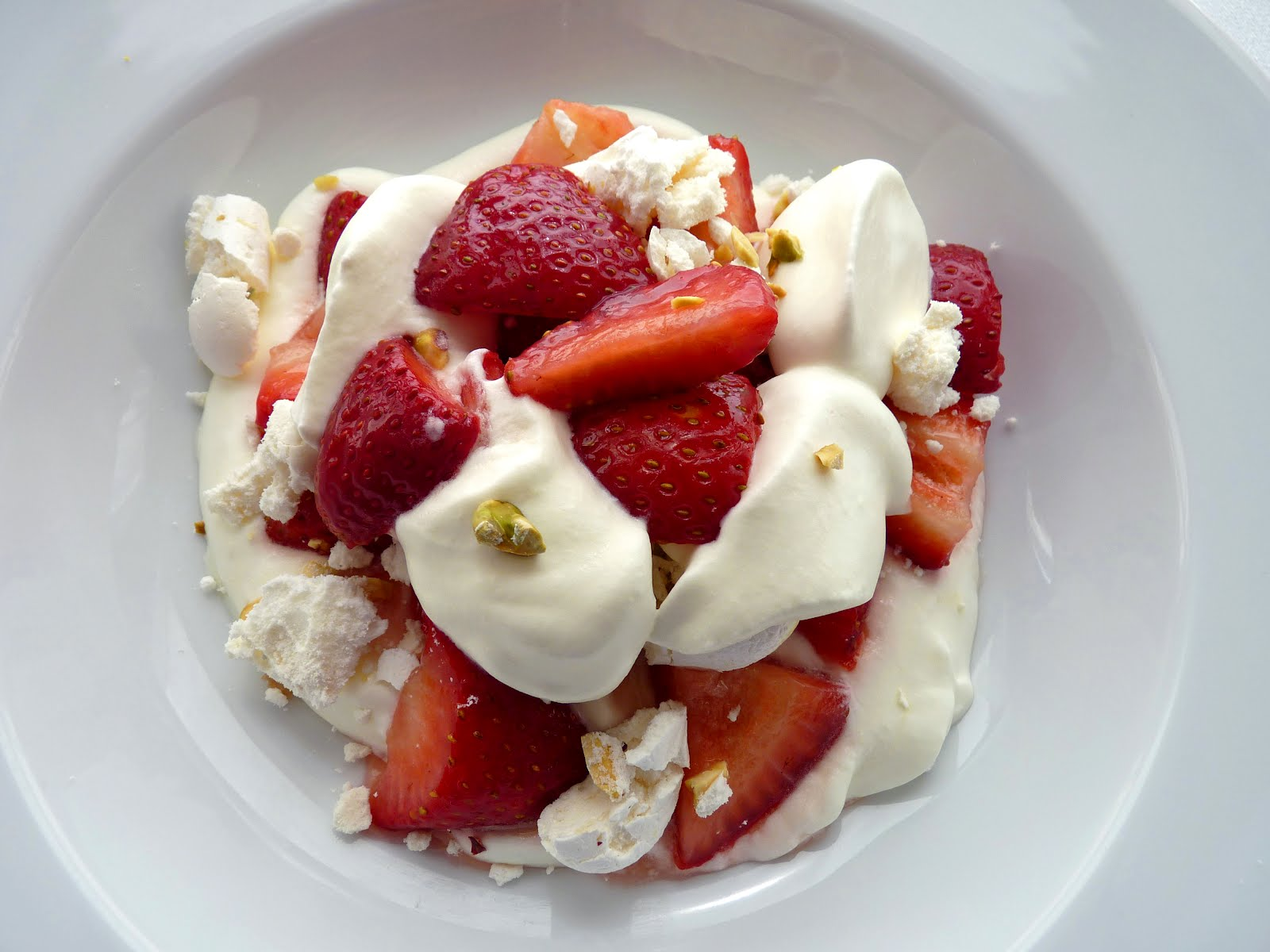 Eton Mess Recipe — Dishmaps