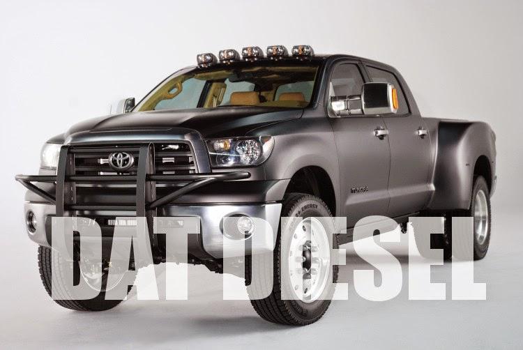 2015 toyota tundra diesel
