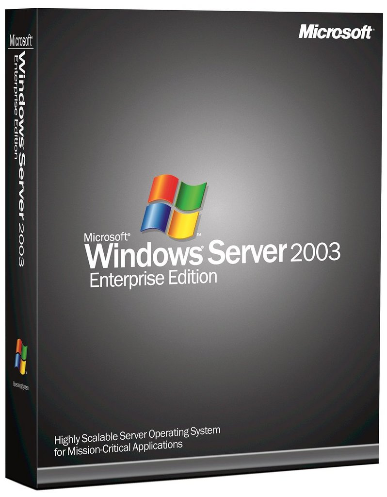 Windows Server 2003 SP2 (Windows XP 64-bit): Windows as up to date