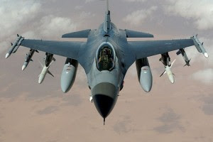 Sesuai Rencana AS Kirim Empat F-16 ke Mesir