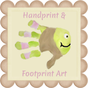 Handprint and Footprint ART and Crafts