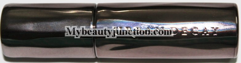 Urban Decay Revolution lipsticks swatches, review and photos of all muted shades