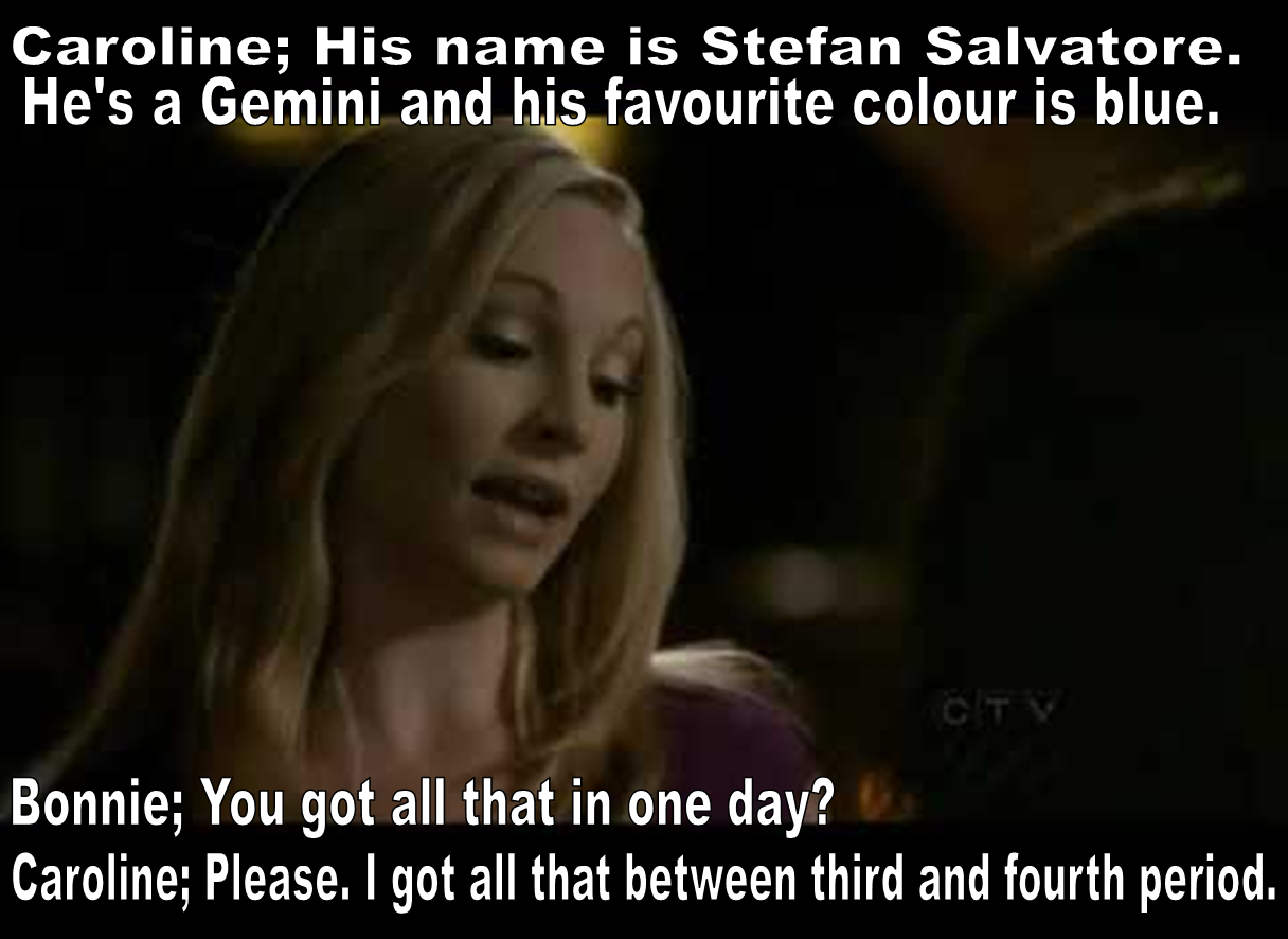 Klaus Mikaelson Quotes Pretty Little Vampires Tvd  My Favourite Quotes