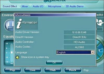 драйвер аудио для виндовс