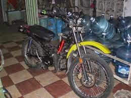 modifikasi motor yamaha alfa