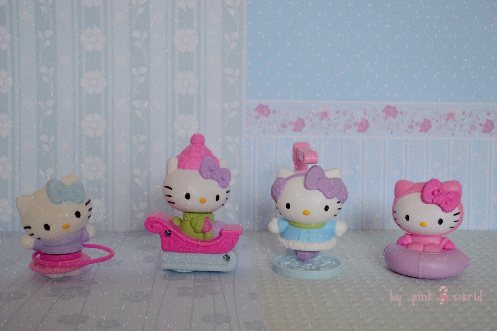 Hello Kitty Happy Meal Toys : My pink hello kitty world happy meal toy