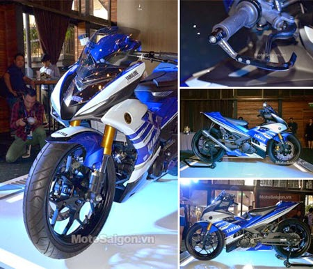 modifikasi jupiter mx 150 ala motoGP