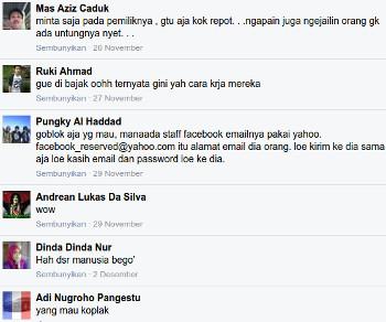 Cara Mendapatkan Uang dari Facebok