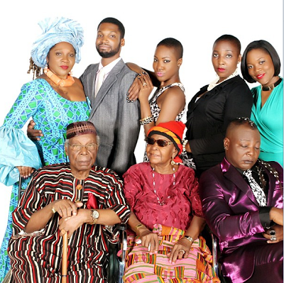 Charly Boy Posted Photo Of His Family