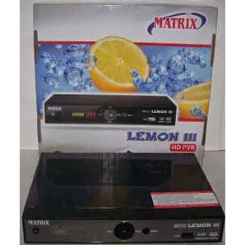 Matrix Lemon III HD PVR