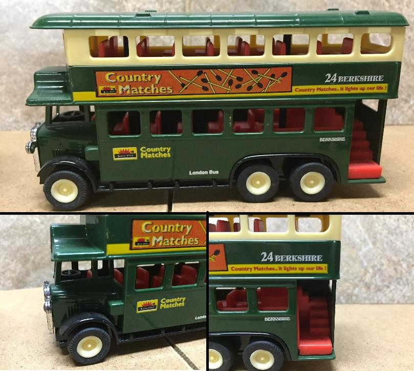 Double Decker London Bus