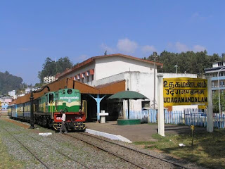 Ooty also know as Udhagamandalam
