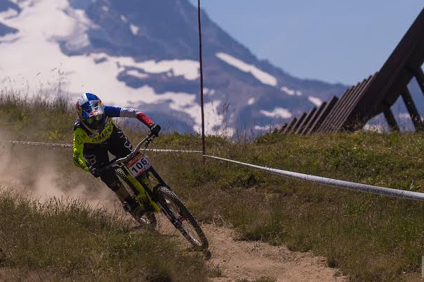 2015 Crankworx Les 2 Alps Downhill Results Myriam Nicole