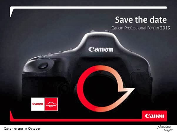 Invito al Canon Professional Forum