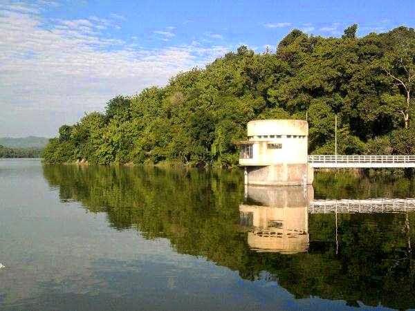 Waduk Pacal : Tempat wisata alam di bojonegoro