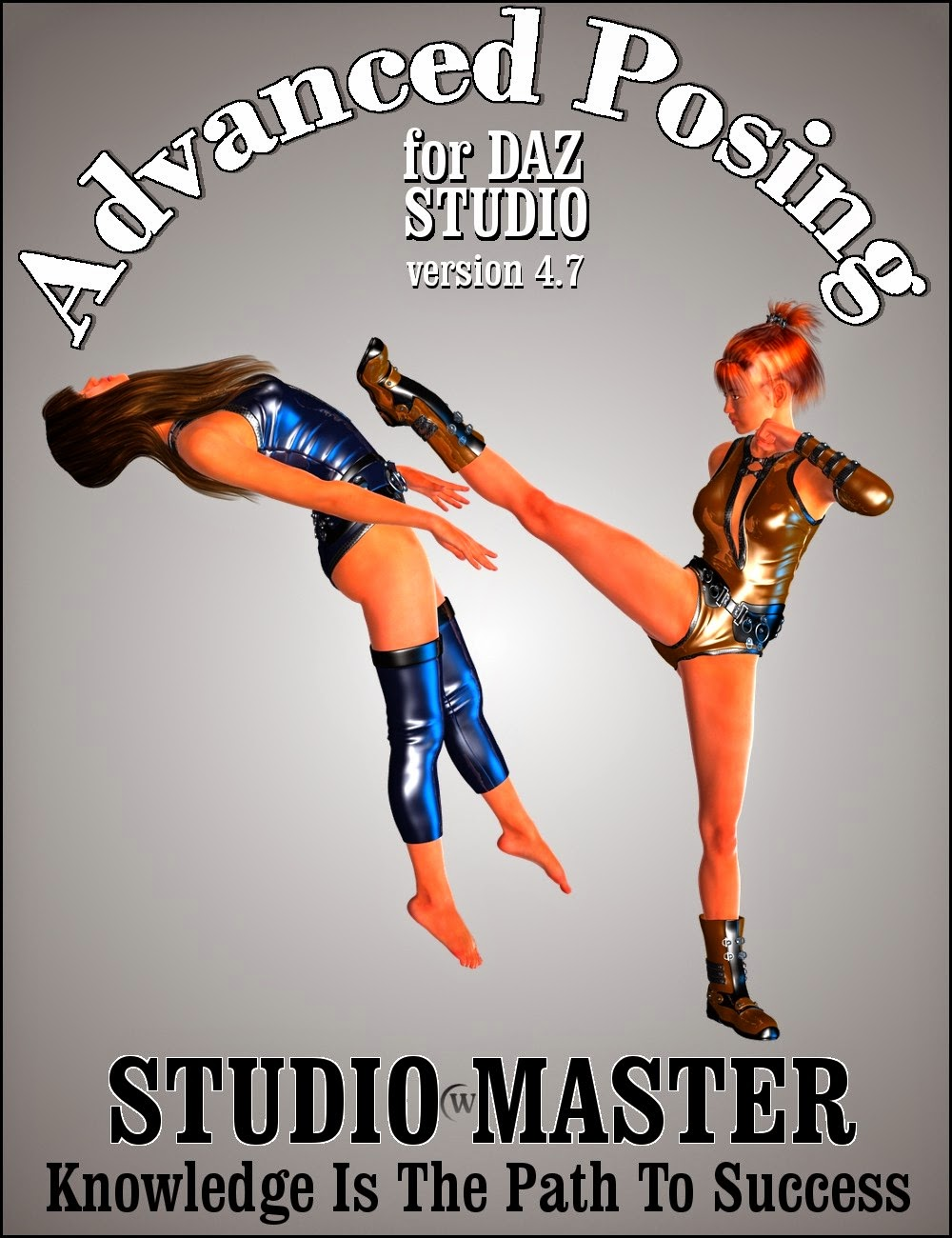 STUDIO * MASTER: avancée Posing dans DAZ Studio 4.7
