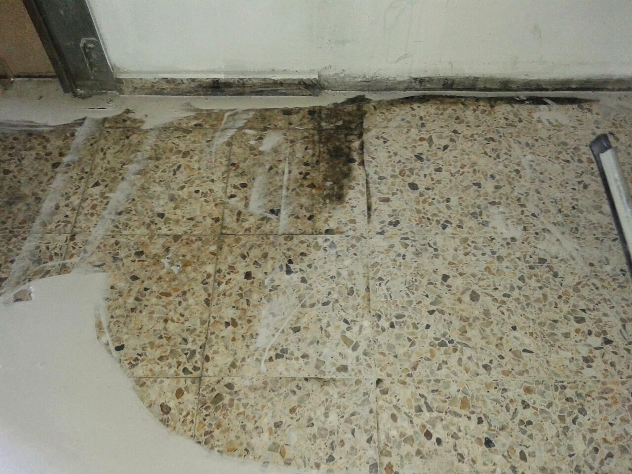 suelos de terrazo top como quitar manchas de acido en el