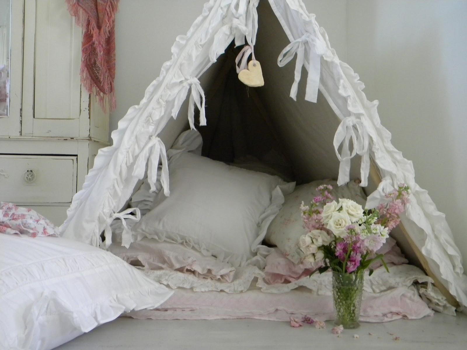 Shabby Chic Tent For Sadi