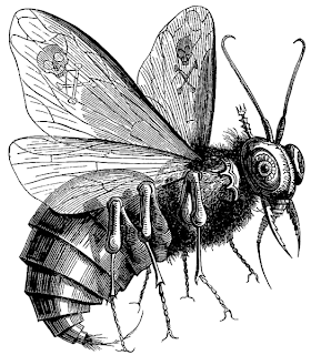 Belcebú, ilustracion del Dictionnaire Infernal