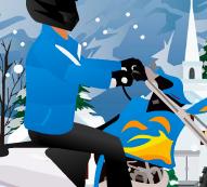 سباق الشتاء