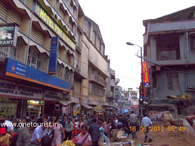 police bazaar , shillong , meghalaya