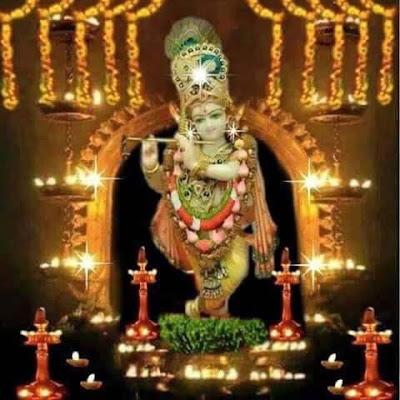 Lord Krishna ~ Allfreshwallpaper