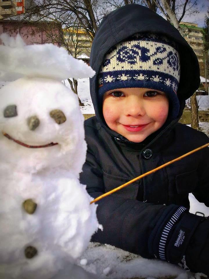 vallás, muszlim, hóember, hóemberépítés, emberábrázolás