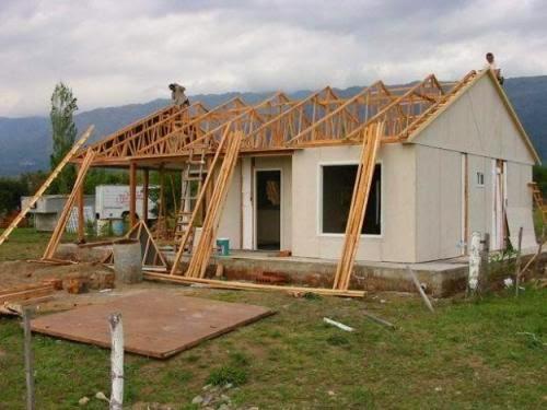 Arquitectura de casas viviendas prefabricadas en argentina - Fotos casas prefabricadas ...
