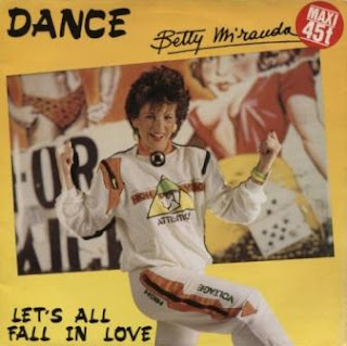 BETTY MIRANDA - Dance (1985)