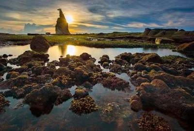 Pantai Tanjung Layar, Pantai Sawarna