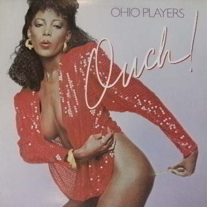 Ohio Players - Ouch! album cover