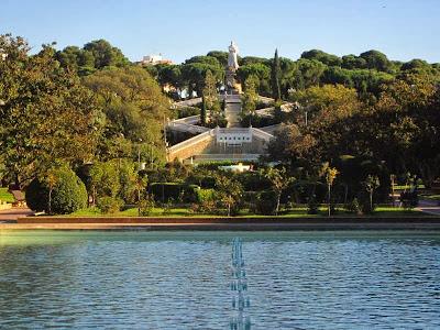 Parque Grande in Zaragoza
