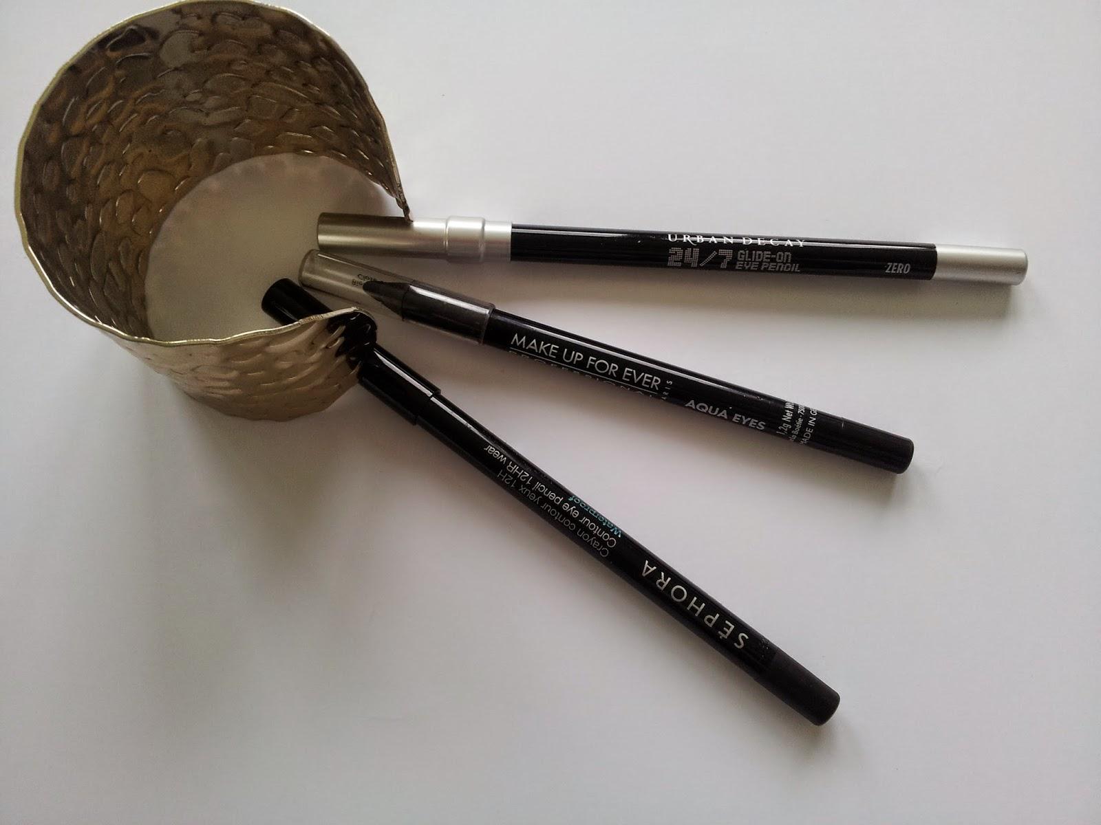 miss beaut addict crayon contour des yeux 3 marques au banc d 39 essai. Black Bedroom Furniture Sets. Home Design Ideas