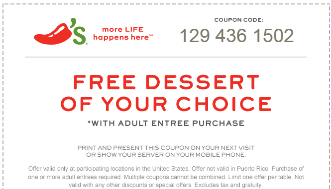 photo relating to Chilis Printable Coupon called Chilis promo coupon codes : Ragnarok on the internet 2 how towards buy possibility
