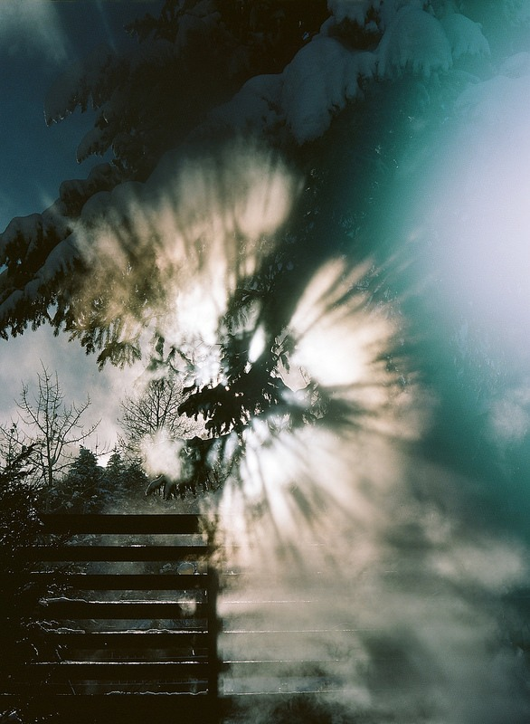 Light burst photography by Trevor Triano