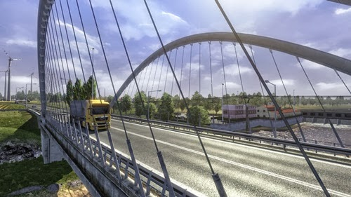 Euro Truck Simulator 2 v1.8.2.5 + DLC Going East - PC (Completo)