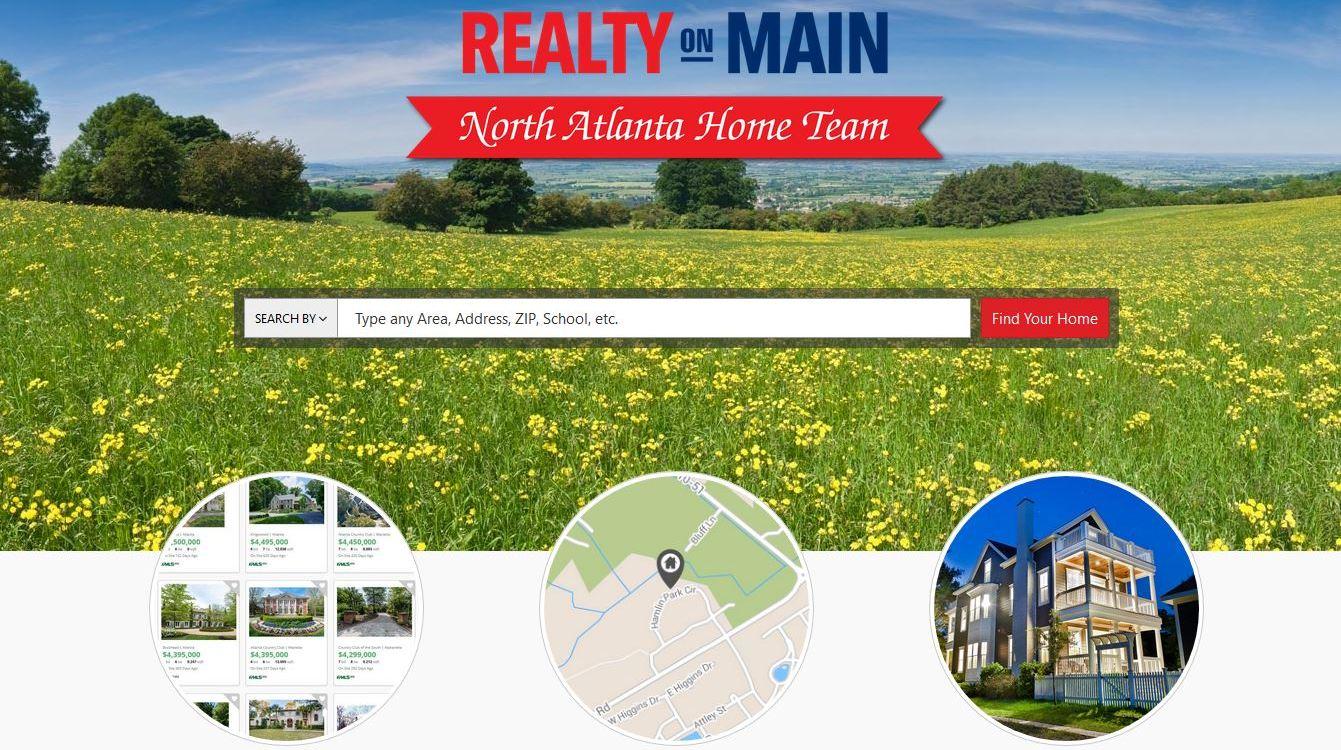Visit North Atlanta For Homes & Townhomes
