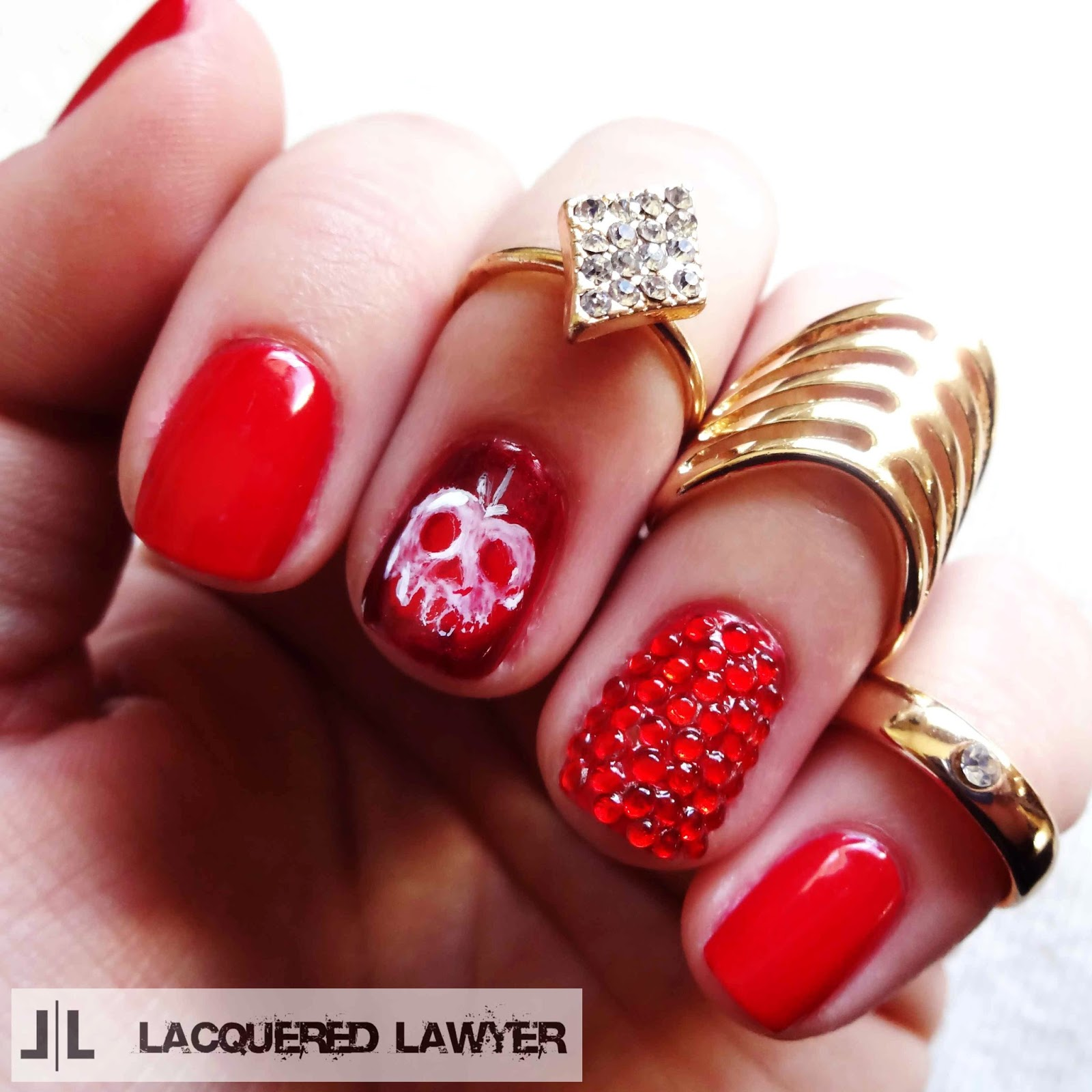 Lacquered Lawyer | Nail Art Blog: January 2015