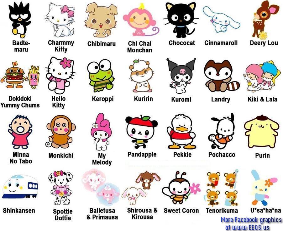 Everything Hello Kitty