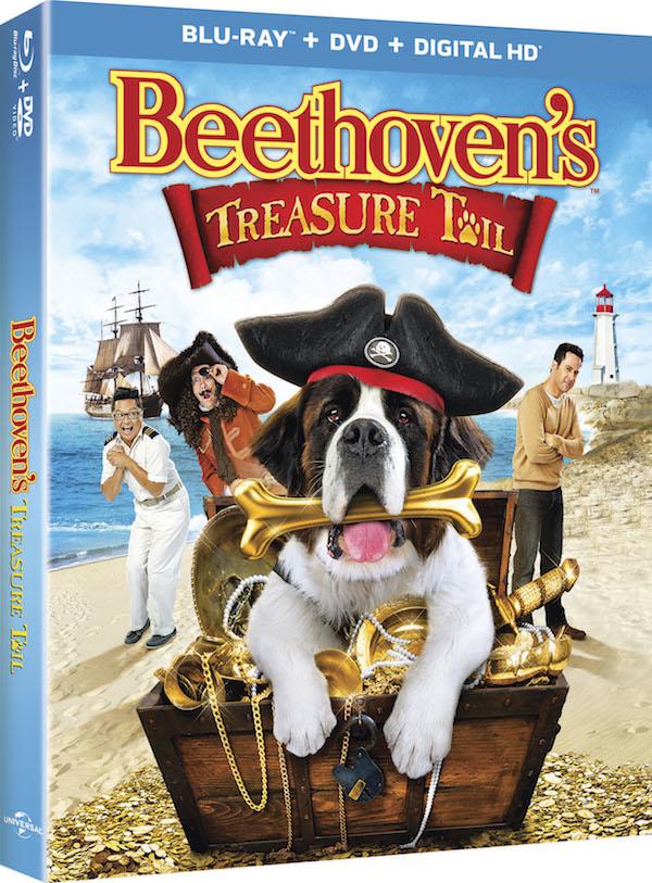 Beethoven e O Tesouro Mágico Legendado