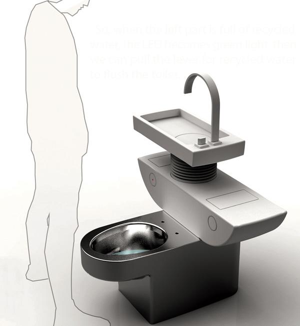 Imagenes De Baños Del Futuro:Decoración de la Casa: Baños ecológicos del futuro para ahorrar