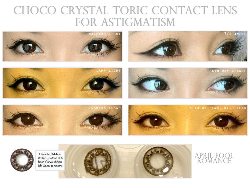 Astigmatism Colored Contacts 28 Images Contacts For