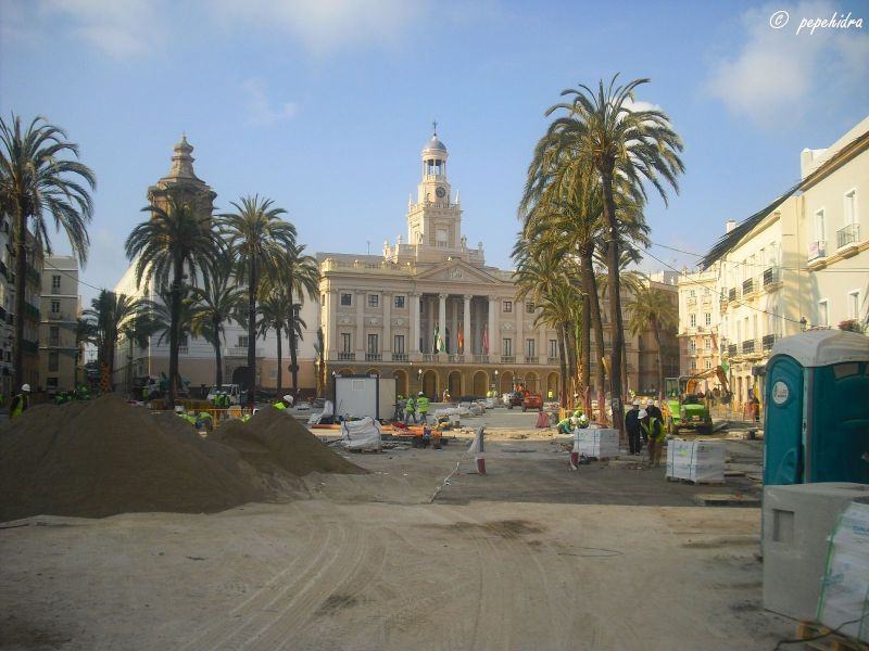 Rutas cortas c diz del 2012 for Ayuntamiento de cadiz recogida de muebles