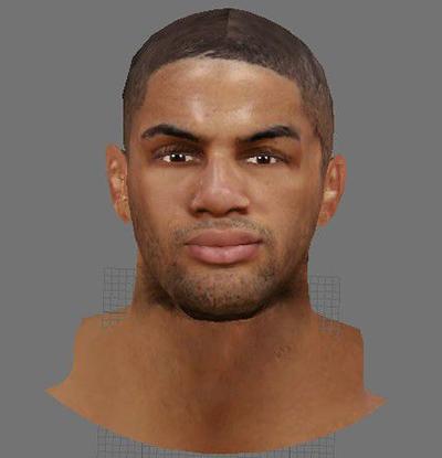 NBA 2K14 Nicolas Batum Next-Gen Face Mod