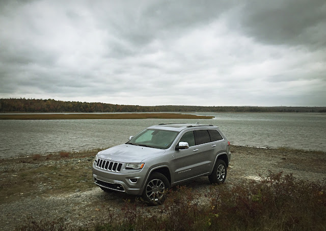 2015 Jeep Grand Cherokee EcoDiesel Overland