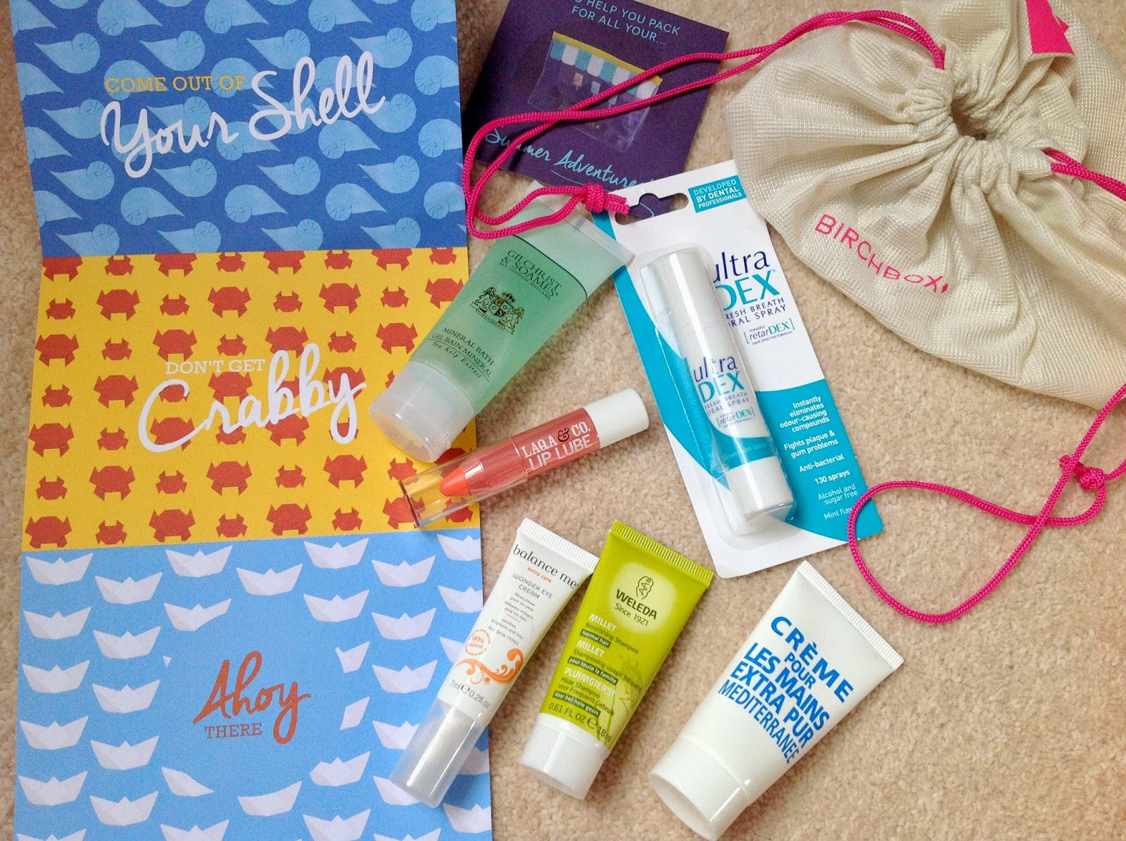 Birchbox, subscriptionbox