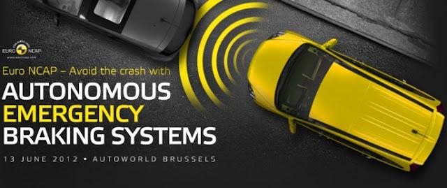 AEB Autonomous Emergency Braking System