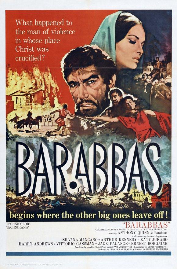 Mario Nascimbene Barabbas Original Movie Soundtrack
